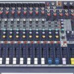 Soundcraft Efx8 Deck Mikser